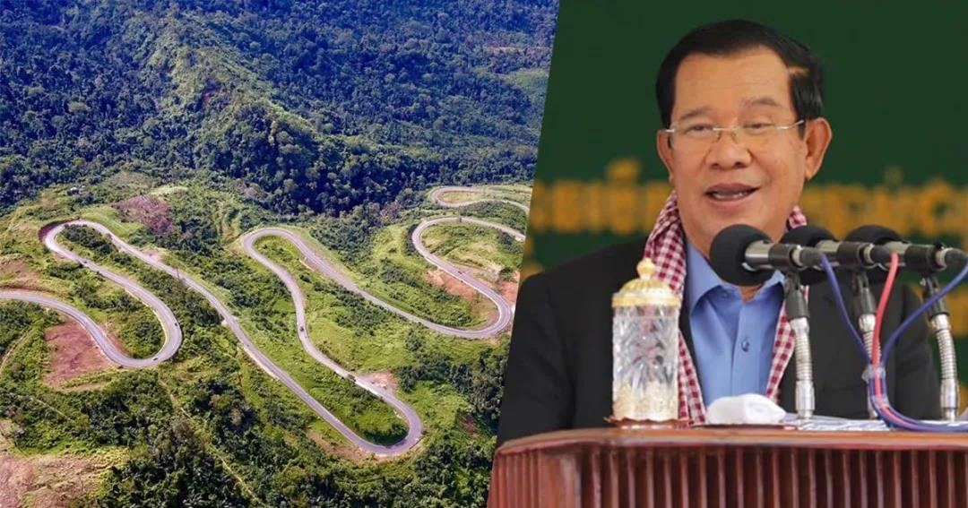 """2020回顾丨柬埔寨重点项目在""""快跑"""""""