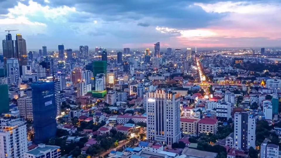 2021年柬埔寨十大房地产亿万富翁,大部分都是华人!